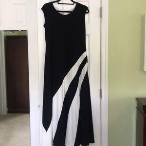 Womens Designer Dress by Chico's.EUC.